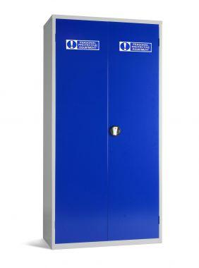 PPE Cabinet - Large Double Door