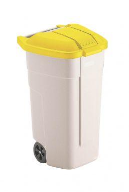 Mobile Waste / Recycling Bin – 100 Litre