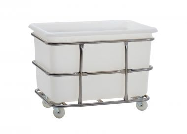 Stainless Chassis & Plastic Tank - 320 Litre - RM70CTSS