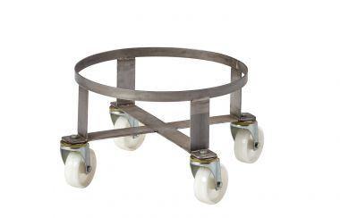 Stainless Steel Dolly - RM25DSS