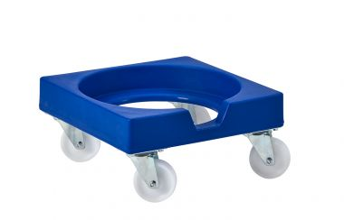 Plastic Dolly for Inter-stacking Bins - RMSBD