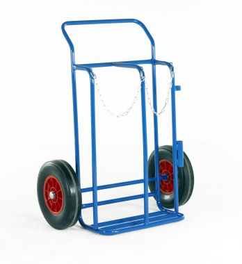 Cylinder Welders Trolley - Two Wheels