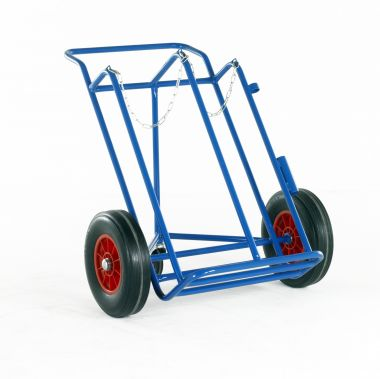 Cylinder Welders Trolley - Three Wheels