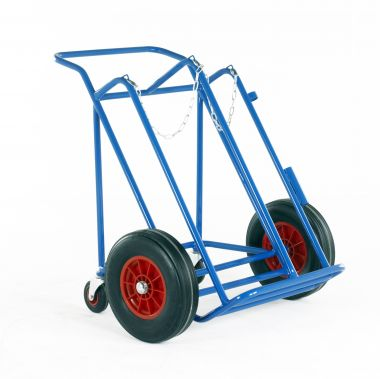 Cylinder Welders Trolley - Four Wheels