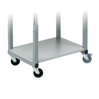 Mobile Workbench Additions - Lower Shelf