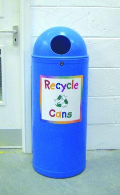 Recycling Bin - Junior Style