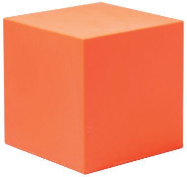 Plastic Cube - Medium
