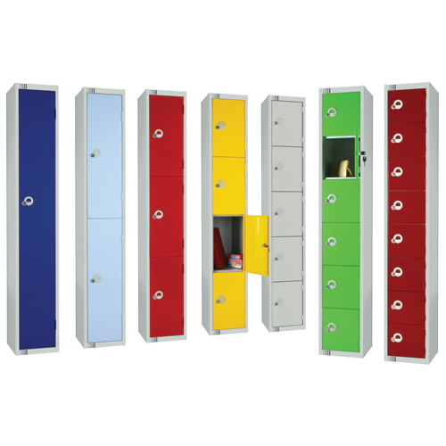 Steel Lockers & Metal Lockers