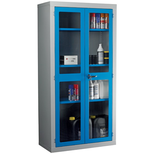 Wire Mesh Cabinets & Vision Cabinets