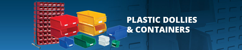 Plastic Crates & Containers