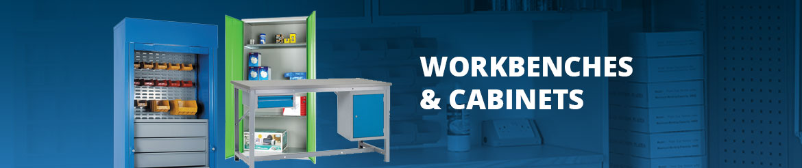 Workbenches & Cabinets