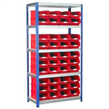 Eco Rack Kit - Forty Picking Bins