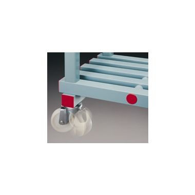 Castors - Set to Suit 1500mm/2000mm Racks
