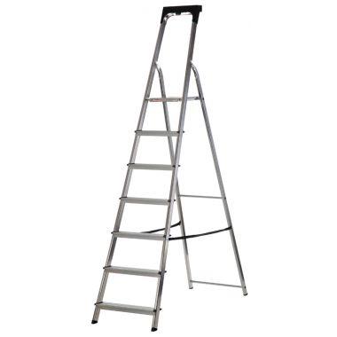 Aluminium Basic Folding Step Ladder
