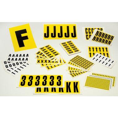 Self Adhesive Letter Packs