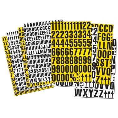 Pack Of Magnetic Number Tiles