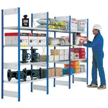 Modular Shelving System - Heavy Duty