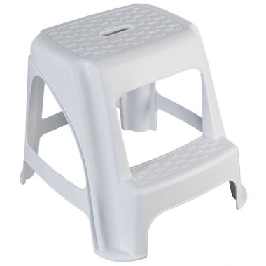 Basic Plastic Kick Step Stool