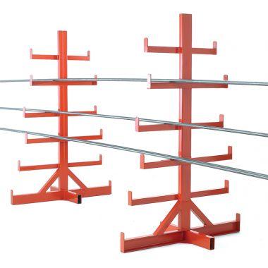 Bar Storage Rack - Double Sided