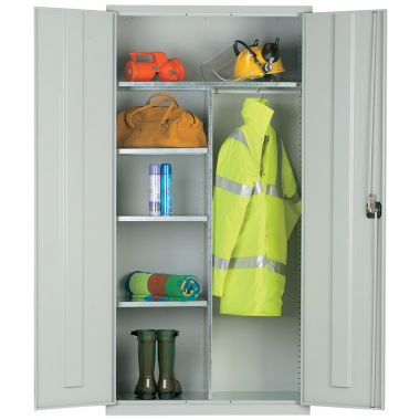 Steel Locker - Clothing and Equipment Cupboard - CB1CE