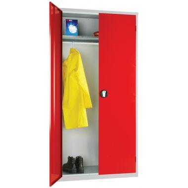 Steel Locker - Wardrobe Cupboard - CB1W