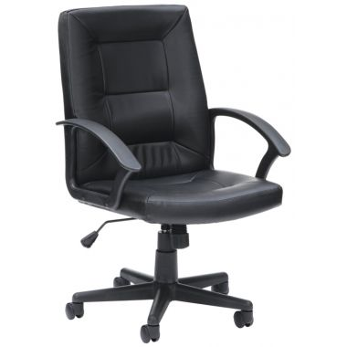 Executive Office Chair - Leather Finish
