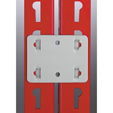 Heavy Duty Shelving - Connector Plate