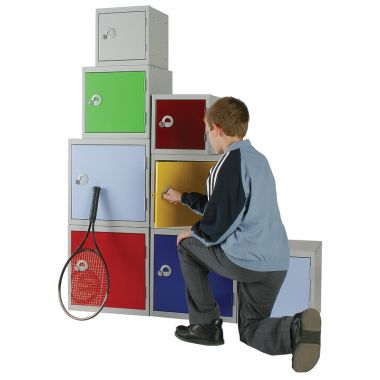 Modular Cube Storage Locker - Medium