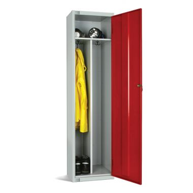 Steel Locker - Clean & Dirty Workwear Locker - LK/CD1