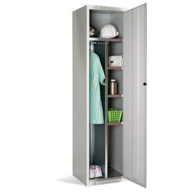 Steel Locker - Combi Workwear Locker - LK/CL1