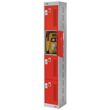 In-charge Tool Storage Lockers - Four Door