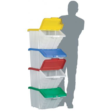 Multi-Functional Storage Container (4 Pack)
