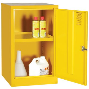 Mini Hazardous Substance Safety Cabinets - MHSC03