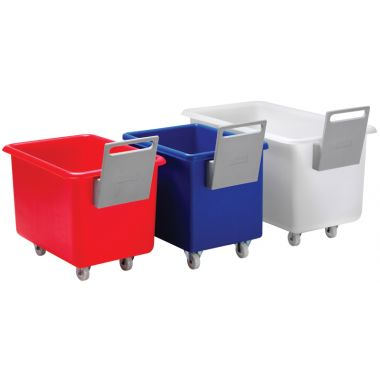 Plastic Container Truck with Handle – 455 Litre