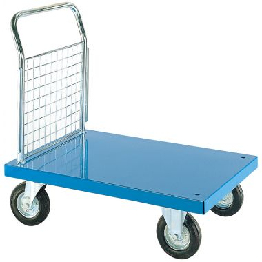 Platform Trolley - Single Ended - Deck 1000 x 600 mm - EP601M