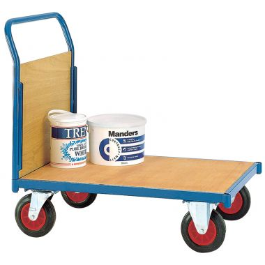 Platform Trolley - Single Ended - Deck 1000 x 600 mm - TC601P