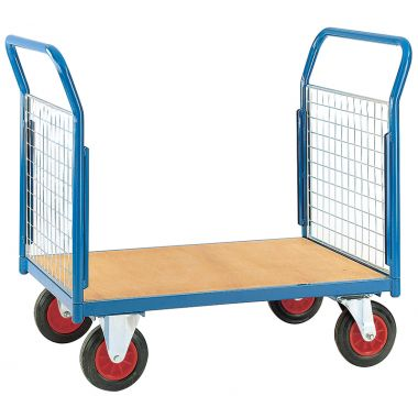 Platform Trolley - Double Ended - Deck 1000 x 600 mm - TC602M