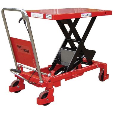 Manual Scissor Lift Table - 500kg