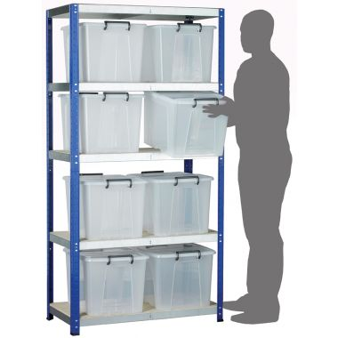 Eco Rack Kit - Eight Storemaster Containers
