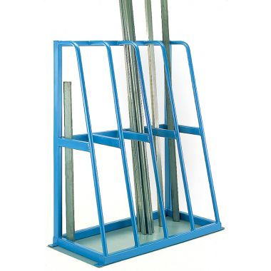 Vertical Storage Rack - Four Bay