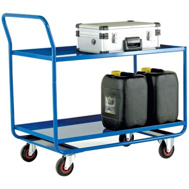 Workshop Trolley - Two Shelves - TT168