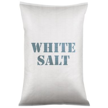 Bulk Bag of White Salt (1 Tonne)