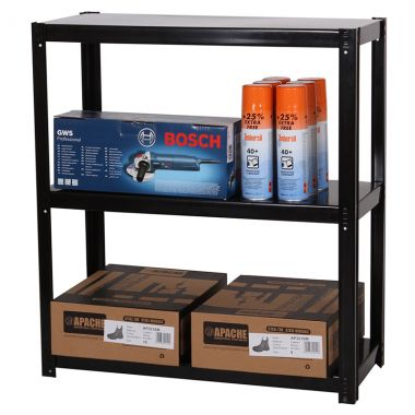 Boltless Shelving Unit - Basic Three Tier
