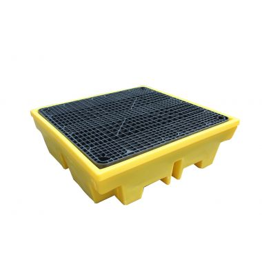 BP4 Yellow Spill Pallet