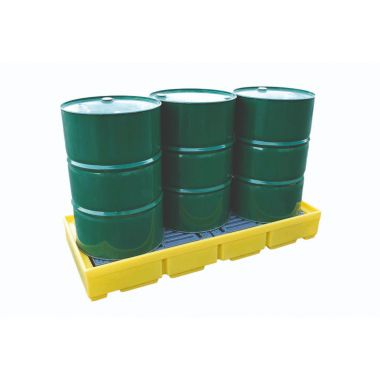 BP3 Yellow Spill Pallet