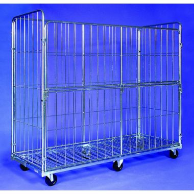 Demountable Roll Container – Jumbo Three Sided