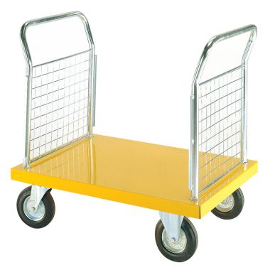 Platform Trolley - Double Ended - Deck 1200 x 800 mm - EP802M