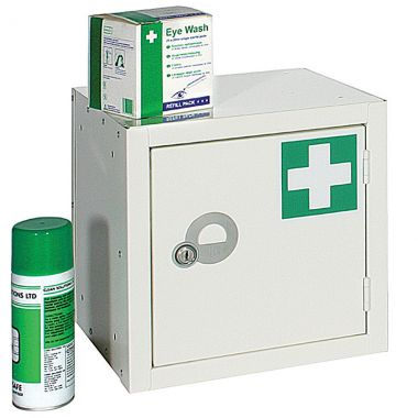 First Aid Cube Locker - Small - FACL1
