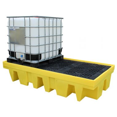 BB2 Yellow IBC Spill Pallet