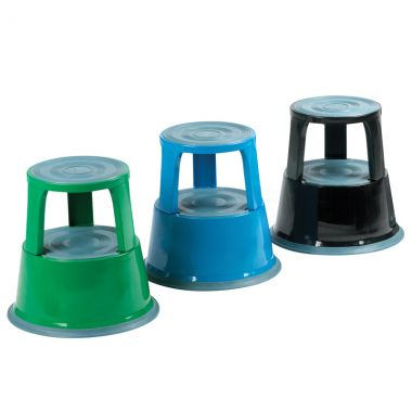 Steel Kick Step Stool – Pack of three